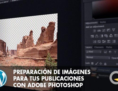 PREPARAR IMÁGENES PARA NUESTRAS PUBLICACIONES CON PHOTOSHOP