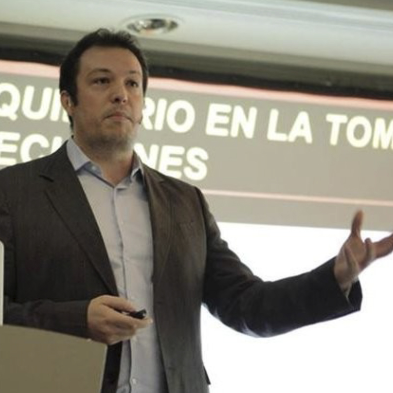 Pedro Bermejo, Dr. experto en Neurociencia