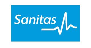 Logo de Sanitas