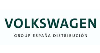 Logo de Volkswagen Group España distribución